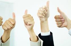 Approvazione Immagine Stock