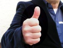 Approvazione immagine stock libera da diritti