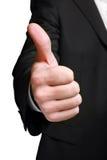 Approvazione! Fotografia Stock