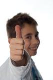 Approvazione!! Fotografia Stock Libera da Diritti