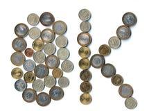 APPROVAZIONE dei soldi Immagini Stock Libere da Diritti
