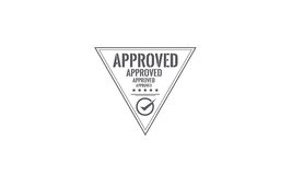 Approved warranty Royalty Free Stock Photos