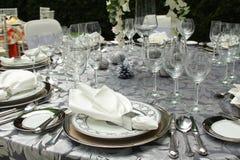 Approvisionnement/banquet Photographie stock libre de droits