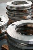 Approvisionnement en acier Images stock