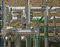 Approvisionnement en eau Images stock