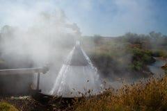 Approvisionnement en eau artésien Photos libres de droits