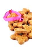 Approvisionnements d'animal familier. Photographie stock libre de droits