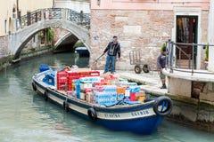 Approvisionnements de Venise Photos libres de droits