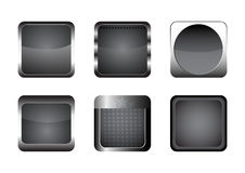 Apps Ikonensatz EPS10 Stockfotos