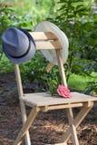 Appuntamento nel giardino Immagine Stock