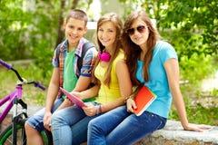 Après école Photos libres de droits