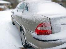 Après la tempête 2 de neige Photo stock
