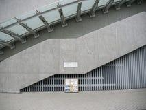 Après le dégagement du mur de lennon - révolution de parapluie, Amirauté, Hong Kong Image libre de droits