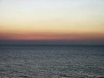 Après lever de soleil Image libre de droits