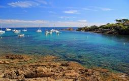 Après-midi de la Riviera dimanche, Les Isambres 130 Photos stock