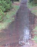 Après orage Photo stock