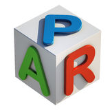 APR Acronym Stock Photography