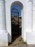 Apra il cancello Immagine Stock