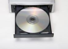 Apra il cassetto del disco Fotografia Stock