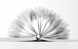 Apra il catalogo di affari fotografie stock libere da diritti