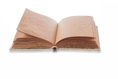 Apra il libro Fotografia Stock