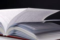 Libro aperto fotografia stock libera da diritti