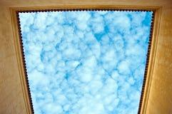 Apra il soffitto Fotografie Stock