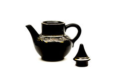 Apra il teapod Immagine Stock