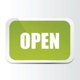 Apra la barra Fotografia Stock