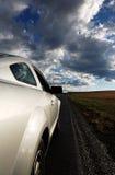 Apra la strada nel New Mexico Fotografia Stock Libera da Diritti