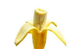 Apra le banane gialle Fotografia Stock