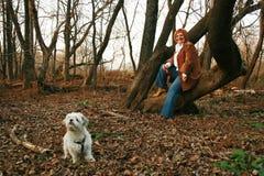 Apreciação da mulher Foto de Stock Royalty Free
