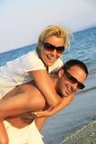 Apreciando o verão Fotos de Stock Royalty Free