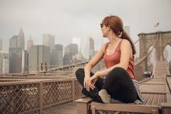 Aprecie a vida urbana fotografia de stock royalty free