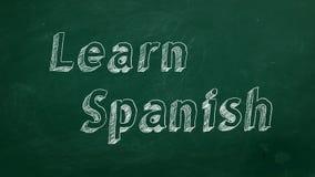 Aprenda el español