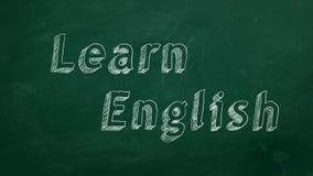 Aprenda el inglés