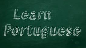 Aprenda el portugués