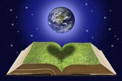 Aprenda salvar el mundo Imagen de archivo
