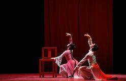 """Aprenda una destreza artística - baile el  de Lanfang†del drama""""Mei Imagen de archivo libre de regalías"""