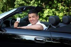 Aprendizagem conduzir Foto de Stock Royalty Free
