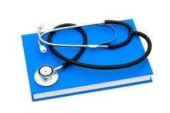 Aprendizagem sobre sua saúde Fotografia de Stock Royalty Free
