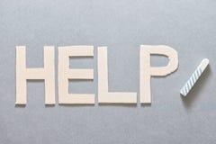 Aprendizaje ayudar Imagen de archivo libre de regalías
