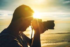 Aprendizaje de fotografía imagen de archivo libre de regalías