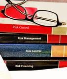 Aprendizaje de riesgo Foto de archivo libre de regalías