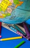 Aprendizaje en la escuela Fotografía de archivo libre de regalías
