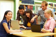 Aprendizaje en la universidad imagenes de archivo