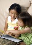 Aprendizaje leer Fotos de archivo libres de regalías