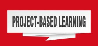 aprendizaje proyecto-basado ilustración del vector