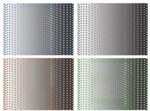 Apresentação digital abstrata Fotografia de Stock