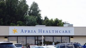 Apria Healthcare Royalty Free Stock Photos